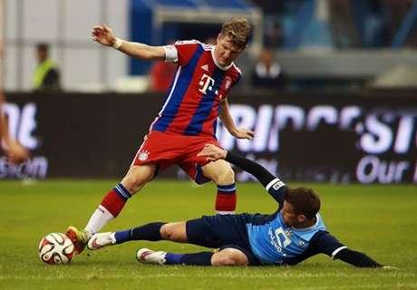 Bayern é criticado por excursão