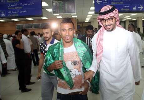 خاص: أهلي جدة يرفع القيمة المالية لضم عبد الشافي