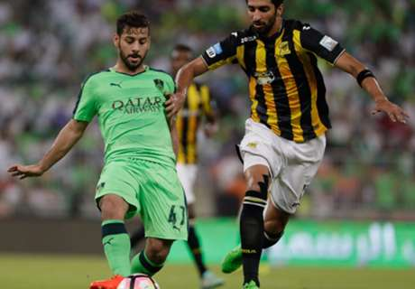 Al Ahli request foreign refereeing against Al Ittihad