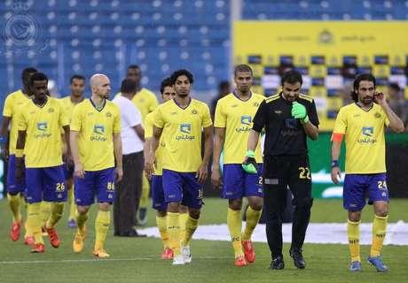 النصر السعودي يدرس عدم ضم لاعب آسيوي الموسم القادم