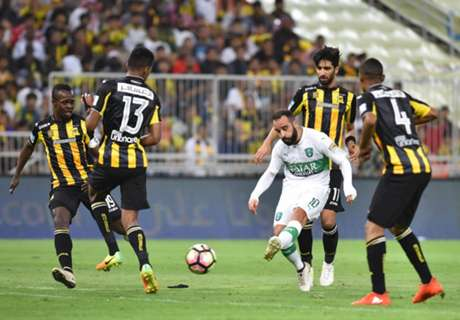 Al Ahli dominated Saudi capital derby - Al Batarji