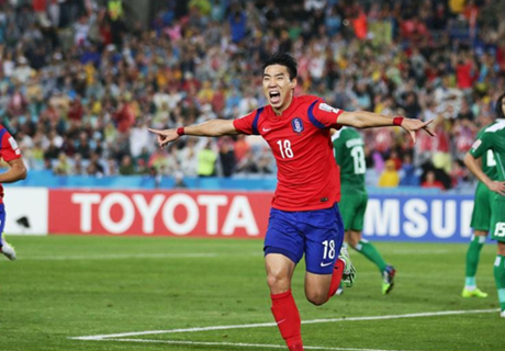 VIDEO - Highlights Corea Sud-Iraq 2-0