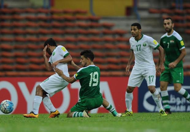 لاعب العراق: المنتخب السعودي المرشح الوحيد للتأهل لكأس العالم ! -