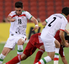 Iran 1-0 UAE: Top spot clinched