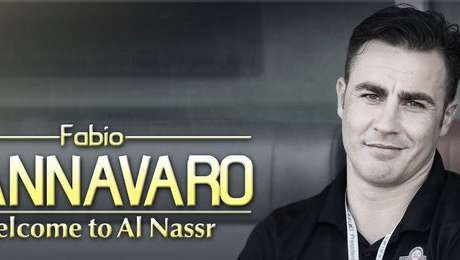 Cannavaro new Al Nassr manager