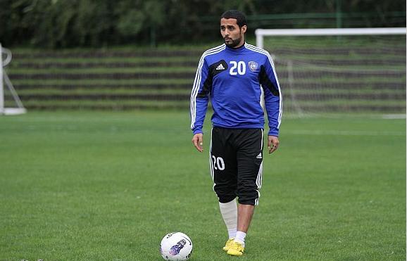 ياسر القحطاني يعود للملاعب بداية