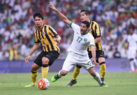 REVIEW Kualifikasi Piala Dunia Zona Asia: Thailand Tahan Irak, Malaysia Terjungkal