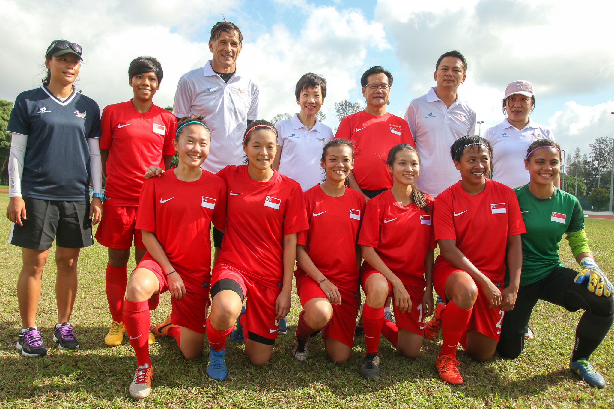 LIONESSES TO MEET WORLD CUP TEAM THAILAND IN AFF WOMEN'S CHAMPIONSHIP 2019