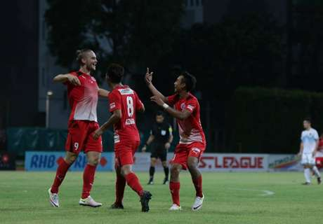 S.League Round Report: Week 14