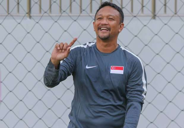 news singapore fandi ahmad announced head coach youth