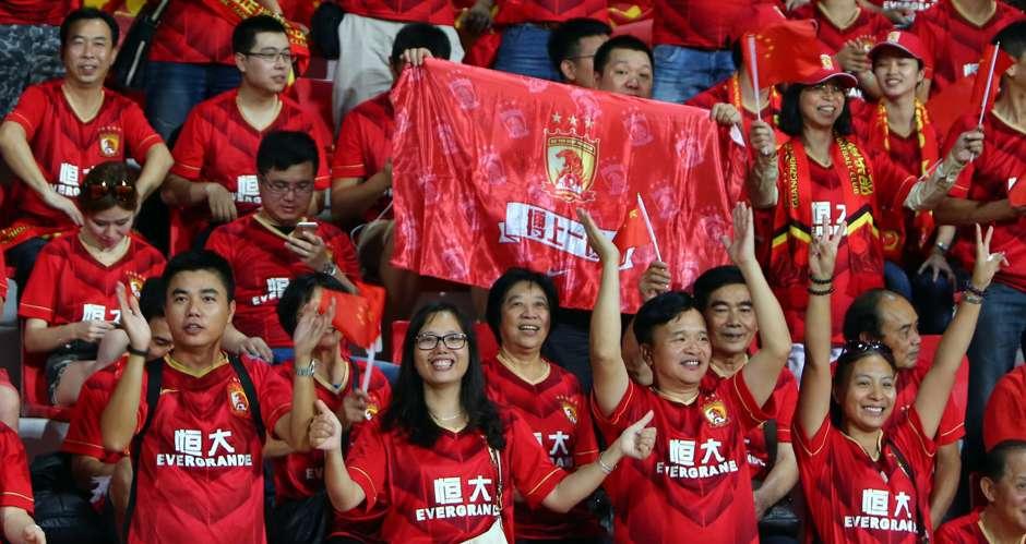 Risultati immagini per guangzhou evergrande