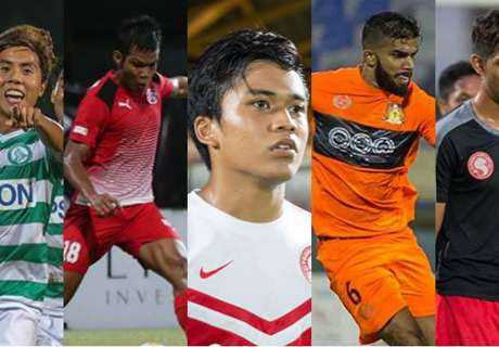 Top five wonderkids in the S.League