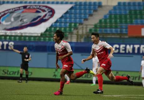 S.League Round Report: Week 13
