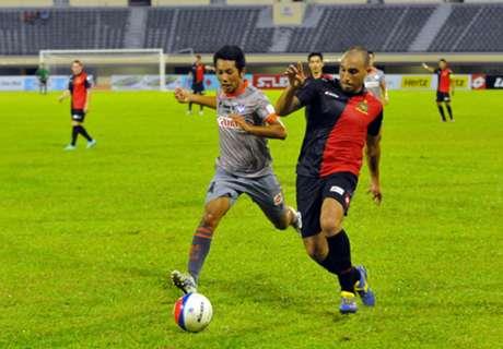 Report: Albirex Niigata (S) 3-2 Brunei DPMM