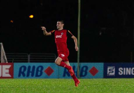 S.League Round Report: Week 10