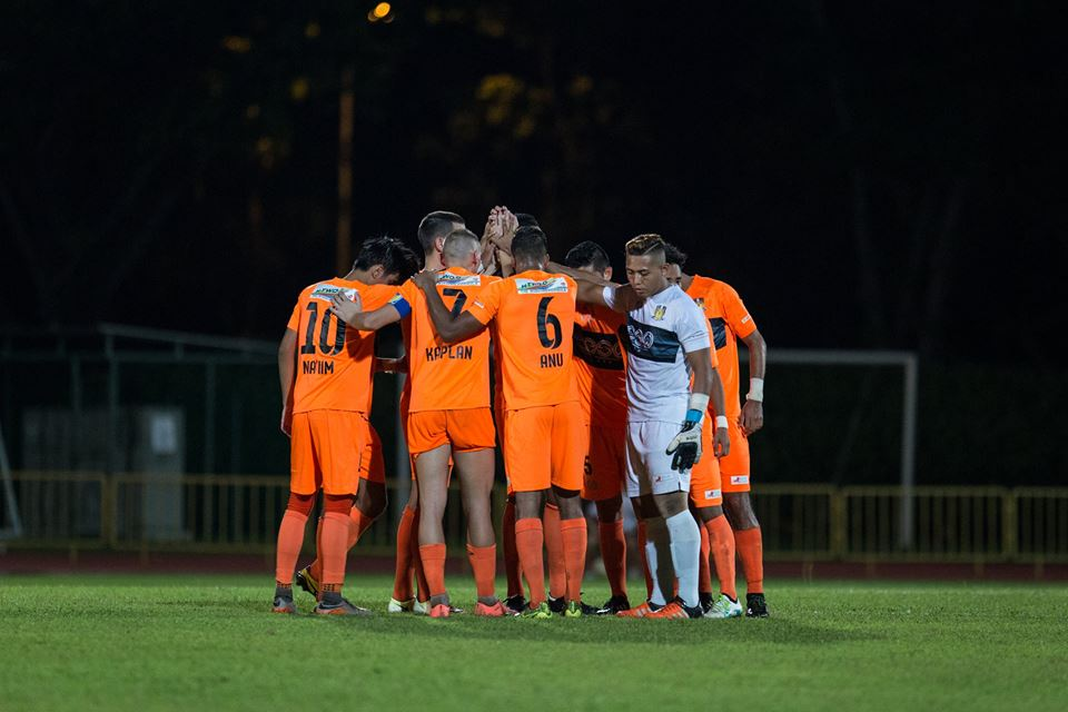 Hougang United 2016 S.League