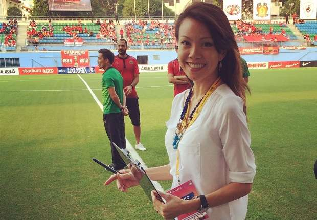 The Sidelines: Jamie Yeo, LionsXII presenter