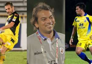 Here are some of the best players that have donned the Tampines Rovers FC jersey over the years.