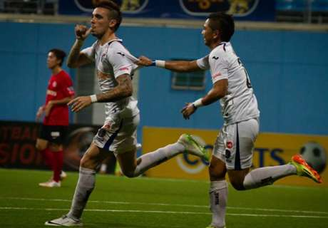 NorthEast Utd announce Velez signing