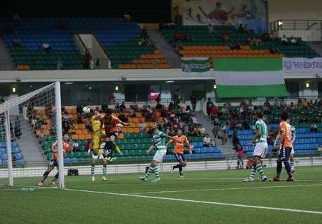 REPORT: Albirex Niigata 2-0 Geylang International