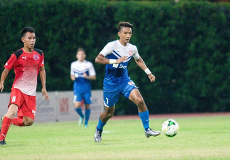 In-form striker Fareez eyes a first national-call up and a place in the Suzuki Cup squad