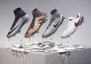 Nike Football: Liquid Chrome Pack