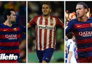 We review the best players who shined in week 13 of the La Liga.