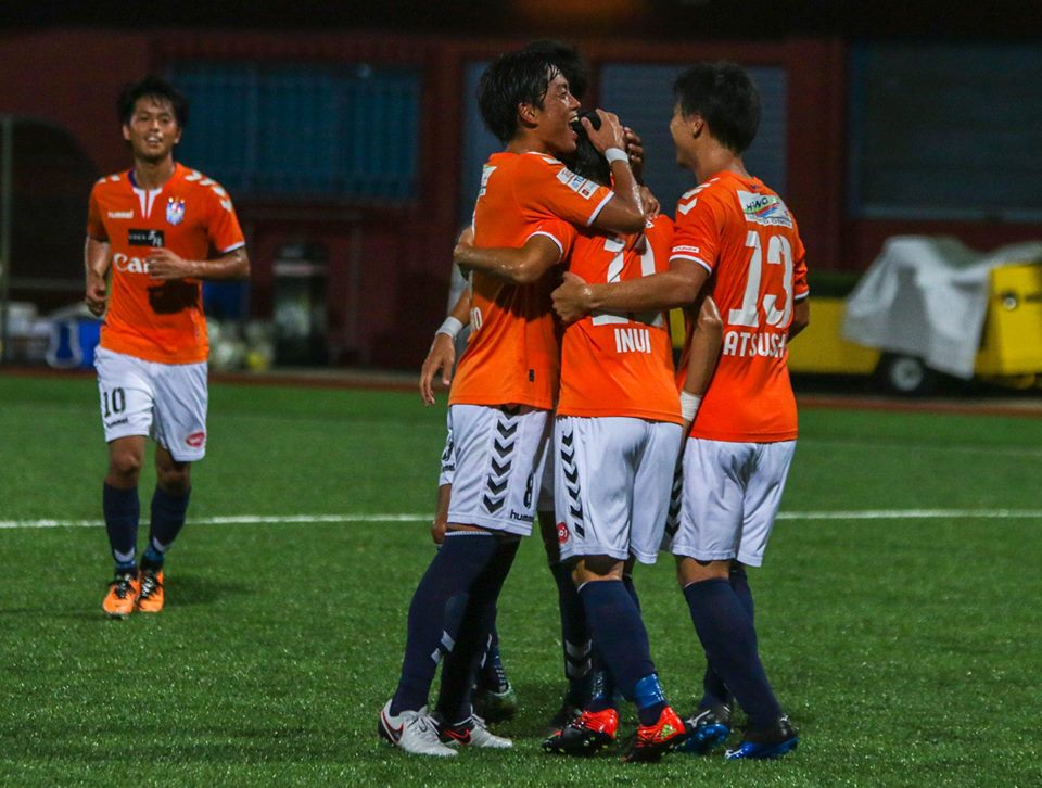 Albirex Niigata (S) vs Tampines Rovers 2016 S.League