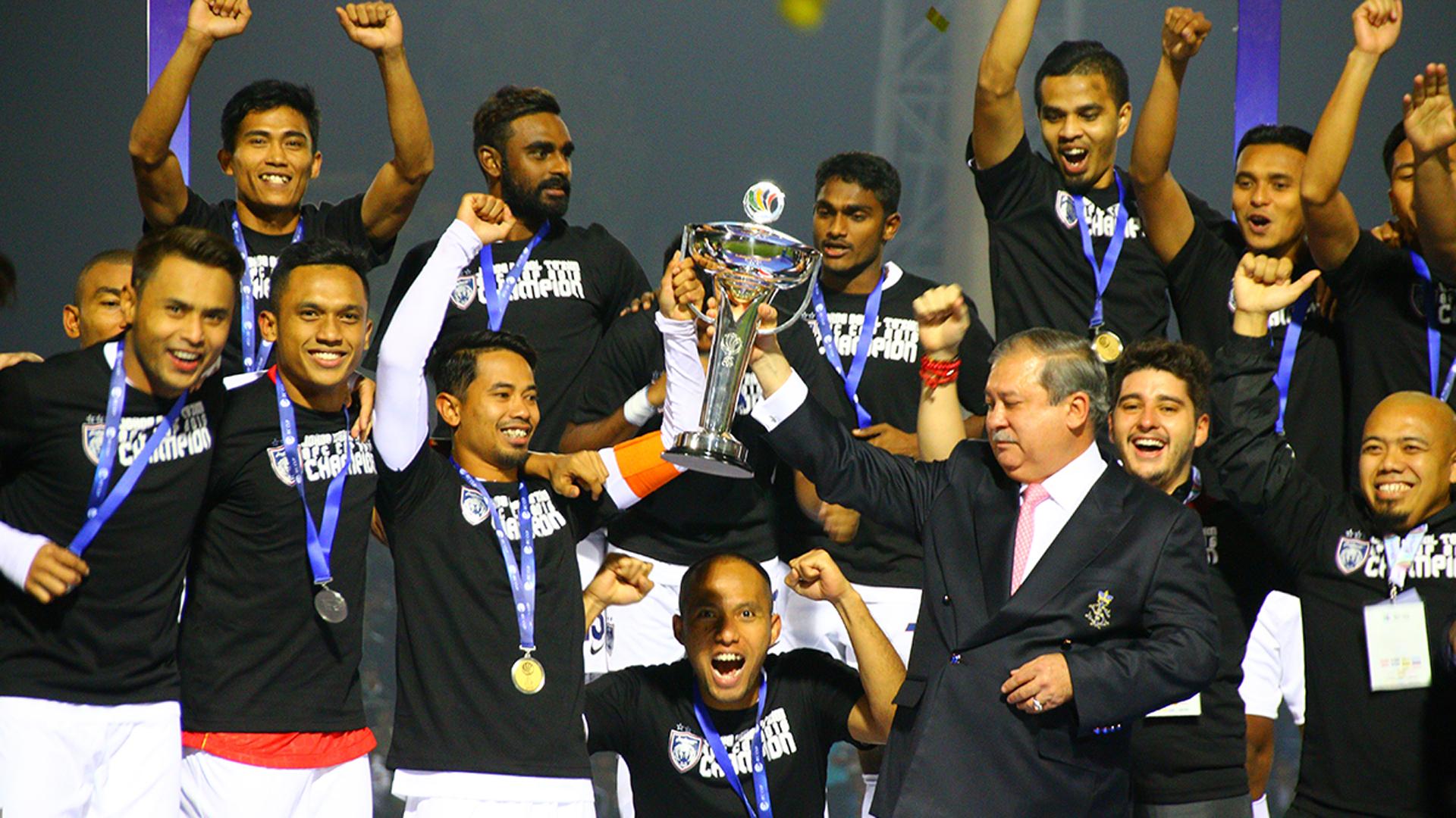 FC Istiklol vs Johor Darul Ta'zim