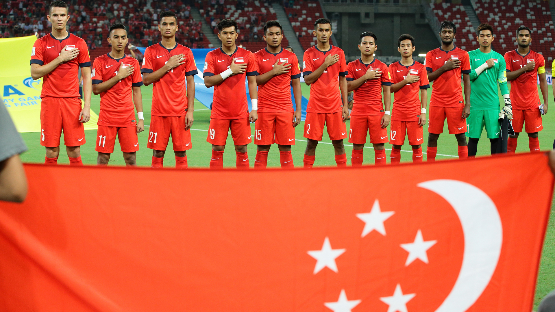 singapore vs cambodia Yasir hanapi scored the match-winner for singapore in their final suzuki cup tune-up game fft player ratings: singapore 1 cambodia 0 cambodia vs singapore.