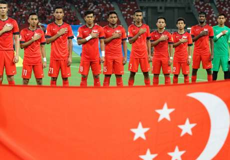 Myanmar test for Lions ahead of Afghanistan away game