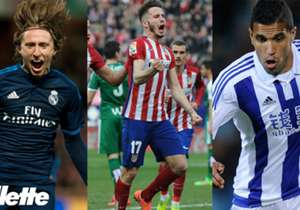 Luka Modric, Jose Gimenez and the rest of the performers in week 23 of the La Liga.
