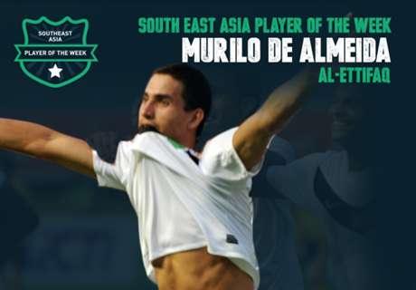 Terbaik ASEAN: Murilo De Almeida