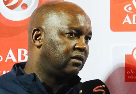 Pitso on Ngcongca & Pienaar signings