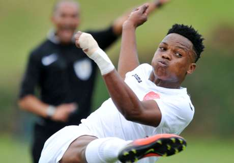 Chiefs want in-form Thanda striker