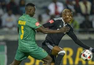 Limbikani Mzava of Arrows & Tendai Ndoro of Pirates