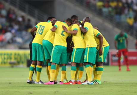 Match Report: SA 1-1 Lesotho (4-2)
