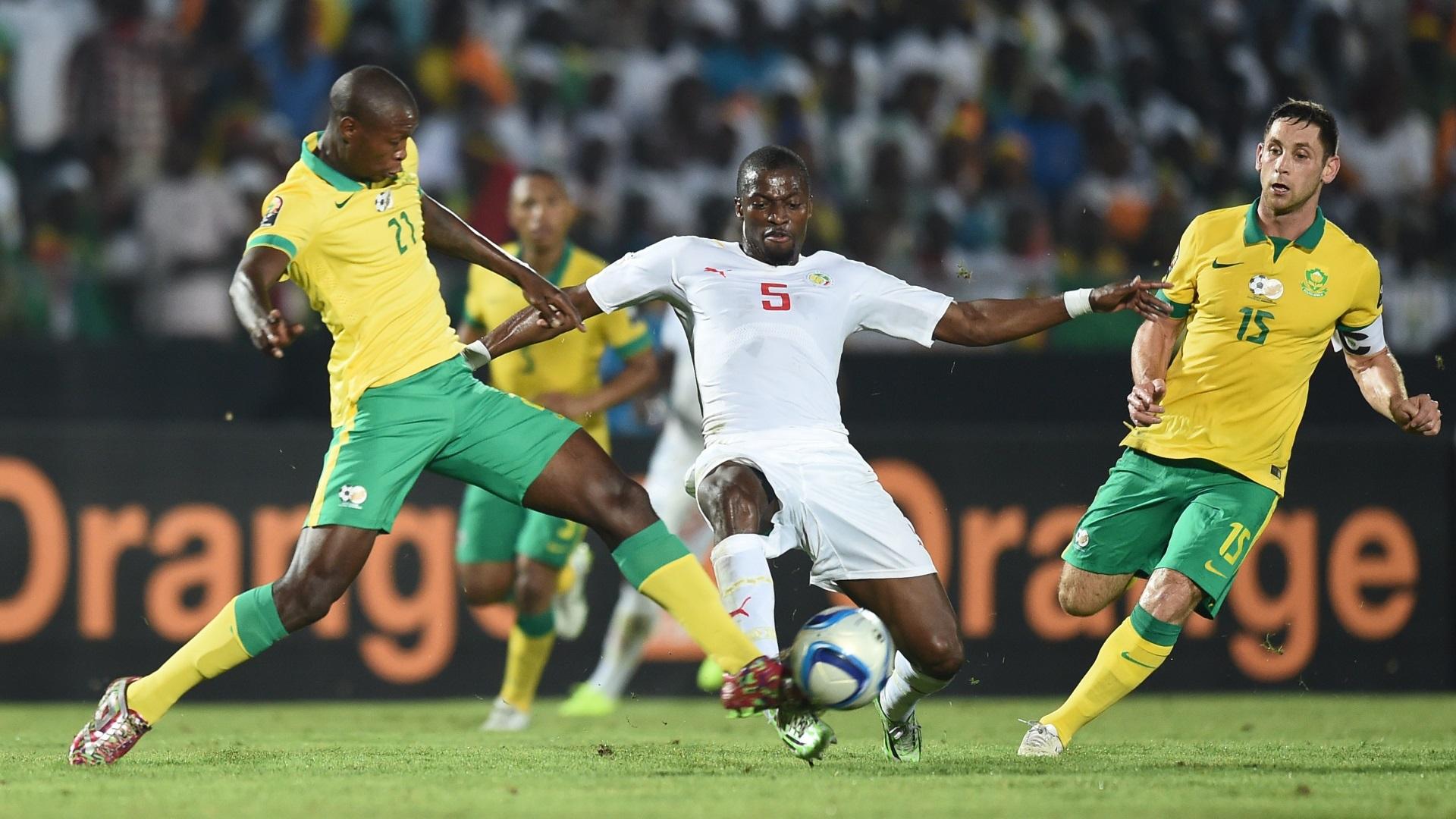 FIFA anula jogo entre África do Sul e Senegal por manipulação