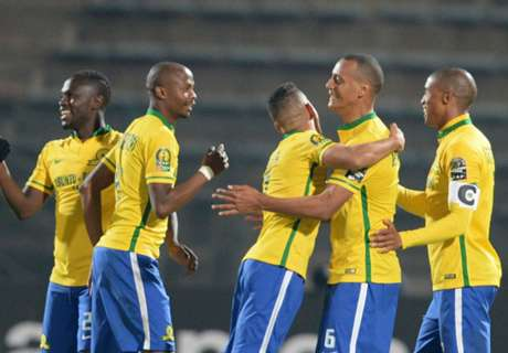 Sundowns seal semi-final spot