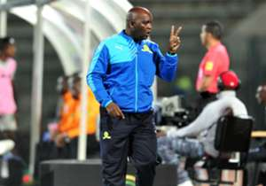 Pitso Mosimane went into the game knowing that a 1-0 win over Zesco United will see Sundowns progress to the final, but his team scored twice in Tshwane.