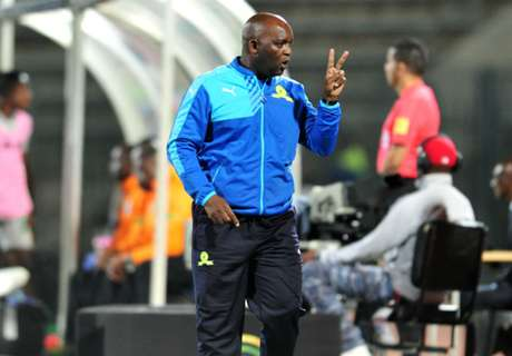 Wits were better than Downs - Mosimane