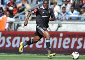 Chiukepo Msowoya in his days at Orlando Pirates