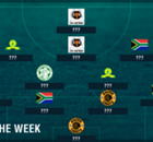 The SA Team of the Week