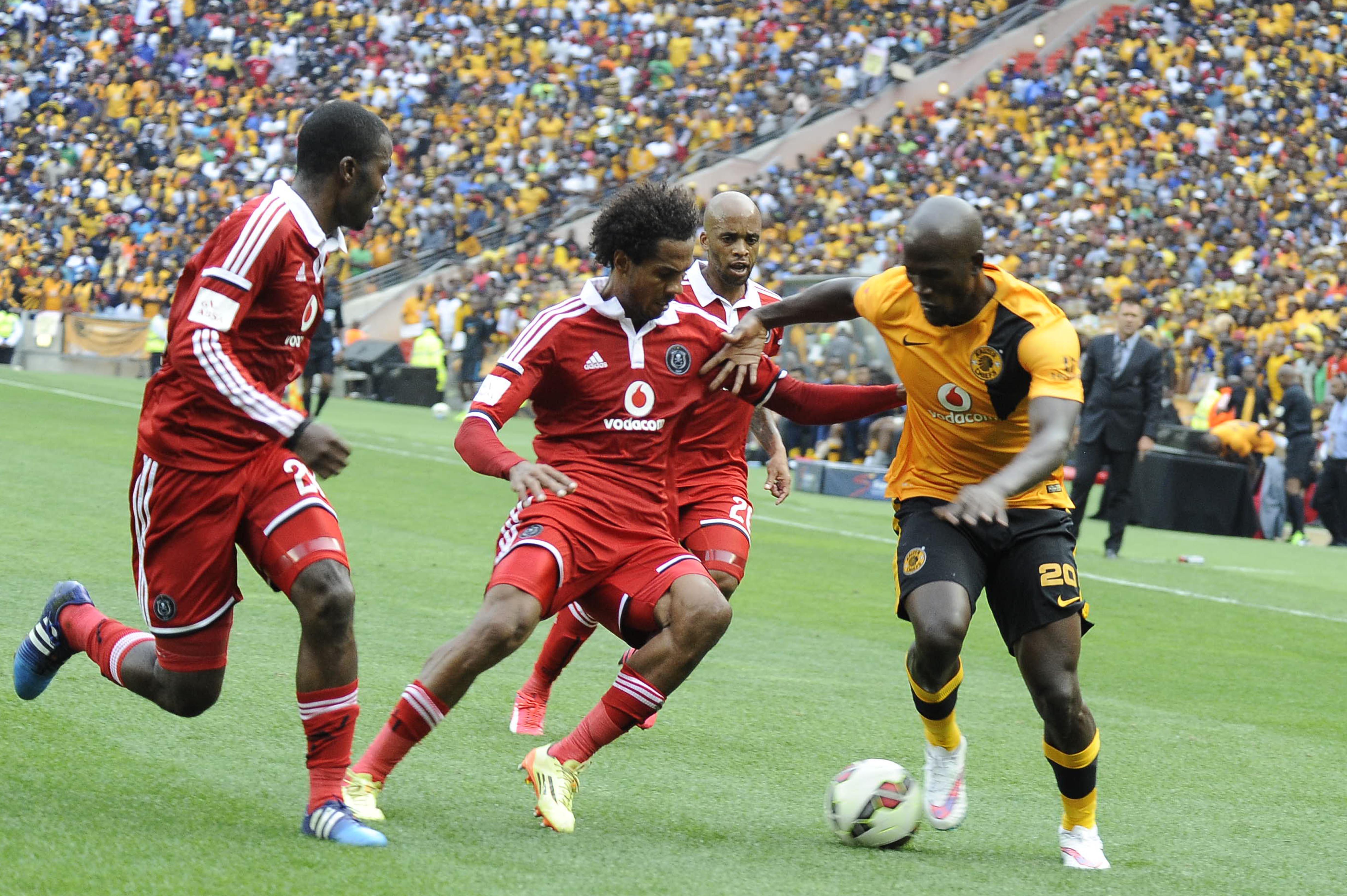 Kaizer Chiefs: Siphelele Mthembu, Kaizer Chiefs