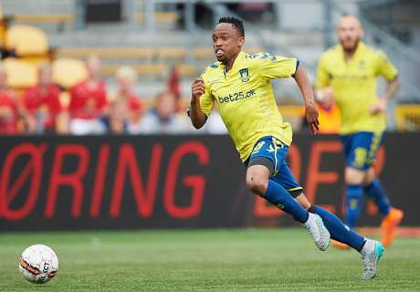 Phiri close to extending Brondby stay