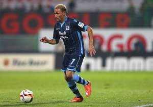 Daylon Claasen   The attacking midfielder was in action for 1860 Munich as they lost 1-0 to Dynamo Dresden in the German Bundesliga II game on Saturday.