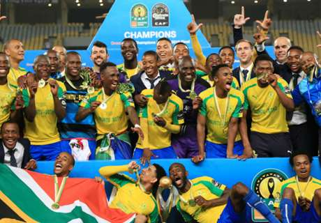 Caf Champions League: Midweek review
