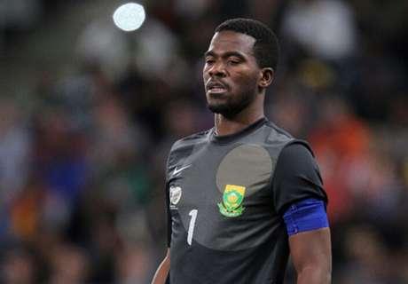 South Africa keeper Meyiwa shot dead