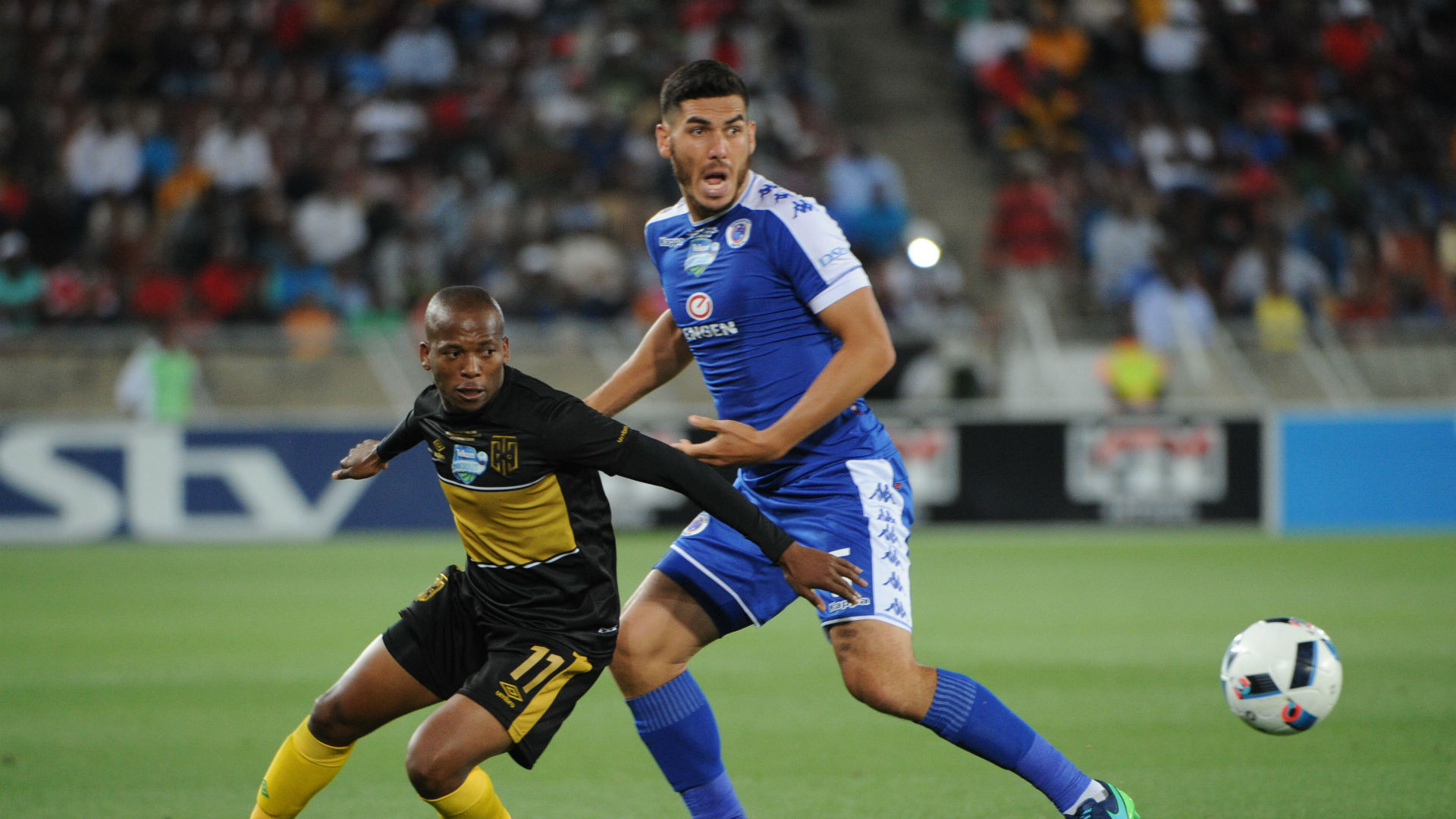 Former SuperSport United defender Michael Boxall signs for Minnesota United