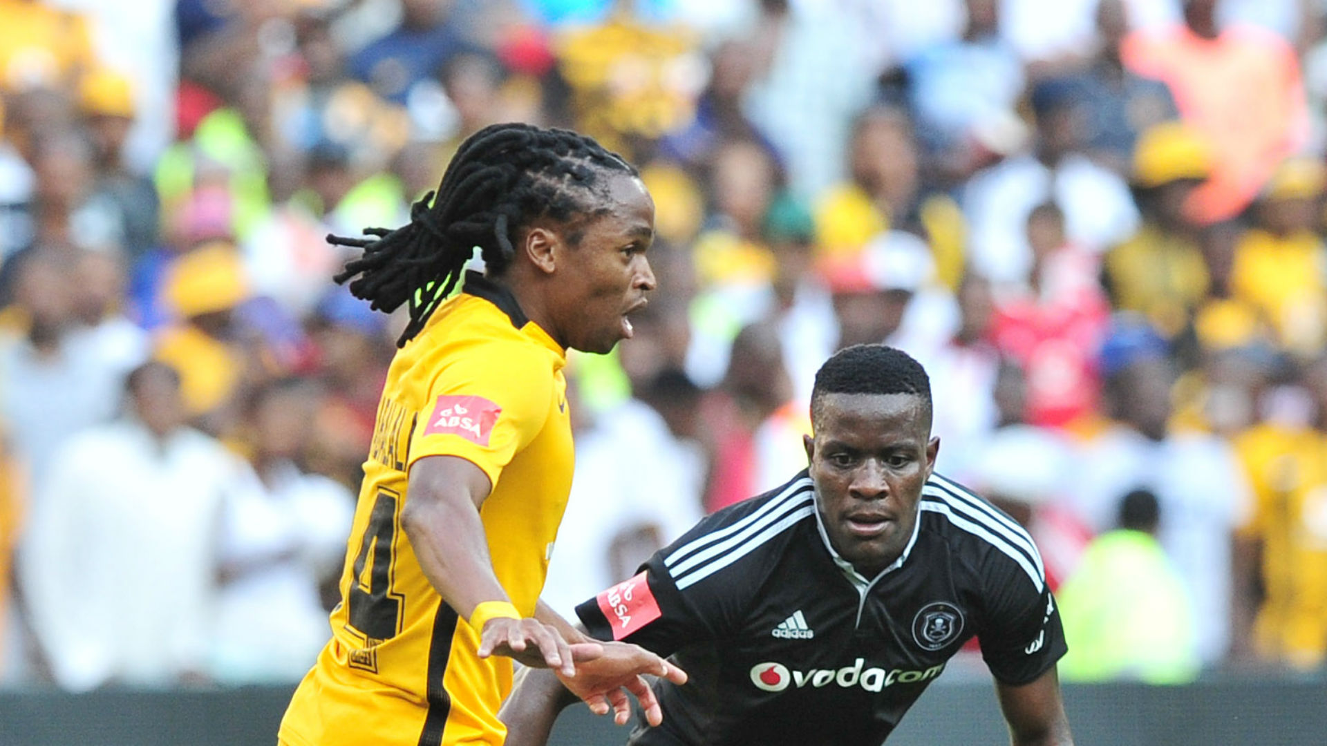 Orlando Pirates supporters rewarded with one-all draw